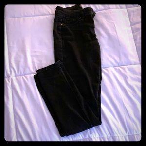 Black jeans size 4